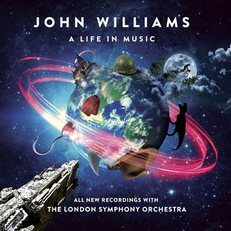 『John Williams: A Life In Music』London Symphony Orchestra, Gavin Greenaway