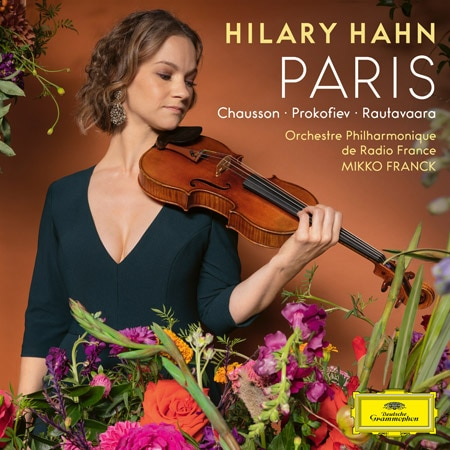 『PARIS』HILARY HAHN, Orchestre Philharmonique de Radio France, MIKKO FRANCK