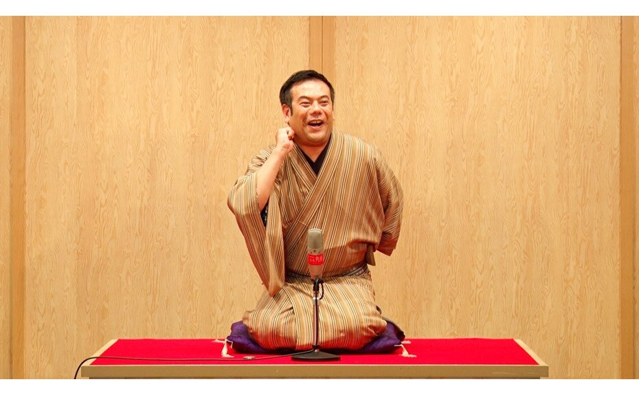 Osaka-style rakugo collection