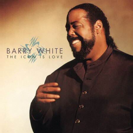 『The Icon Is Love』Barry White