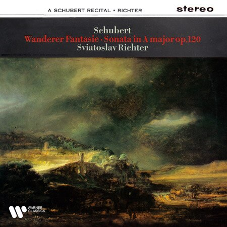 『Schubert: Wanderer Fantasie, D. 760 & Piano Sonata in A Major, D. 664』Sviatoslav Richter