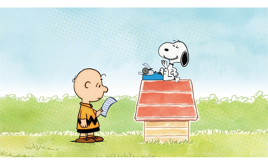 PEANUTS by Schulz-#1