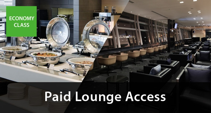 Paid Lounge Access