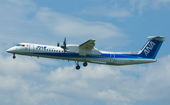Image of Bombardier DHC8-Q400