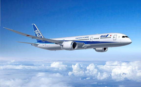 Image of Boeing 787-9