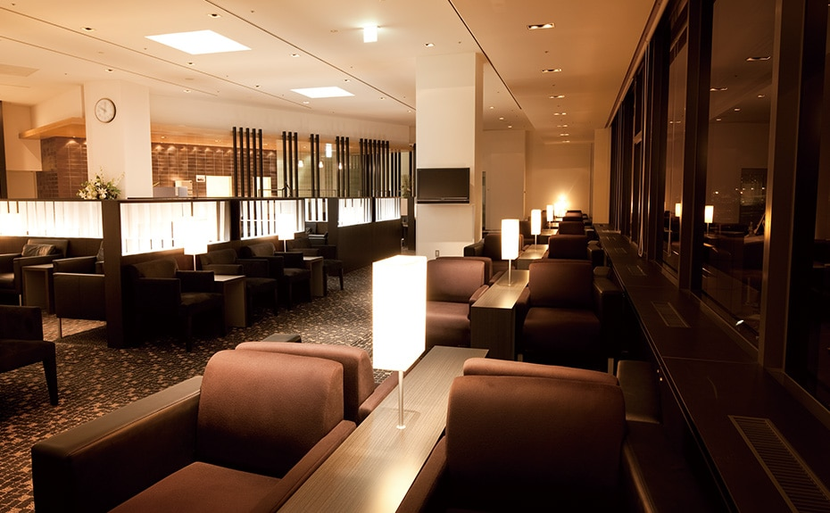 Image of Narita Airport ANA LOUNGE