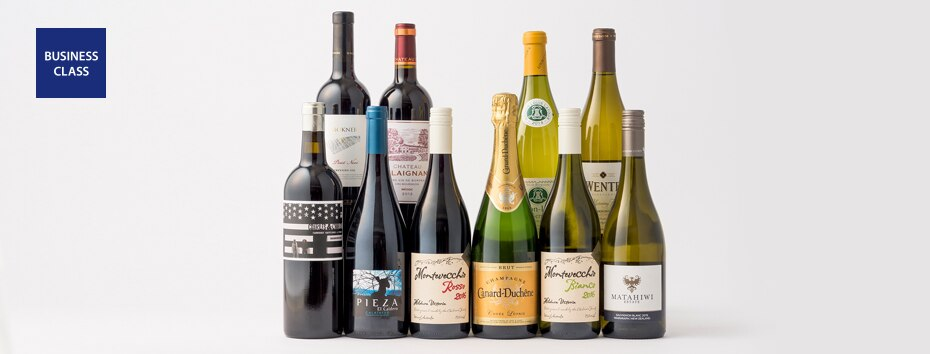 2016 ANA Wine Selection