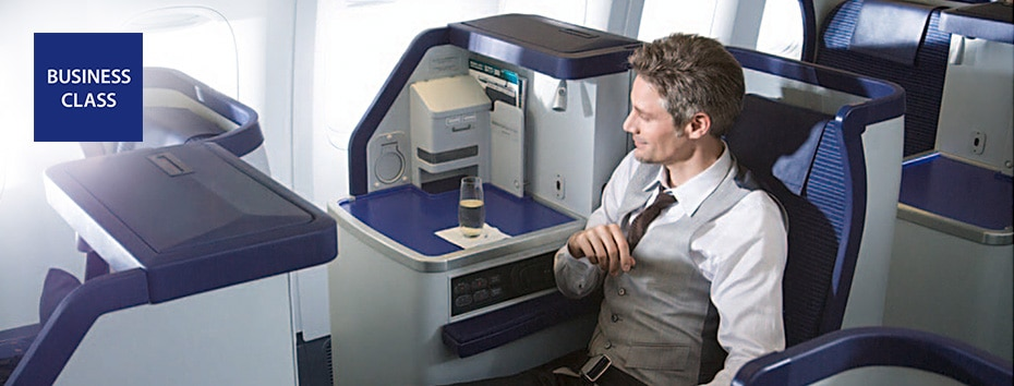 Image of BUSINESS CLASS Seat