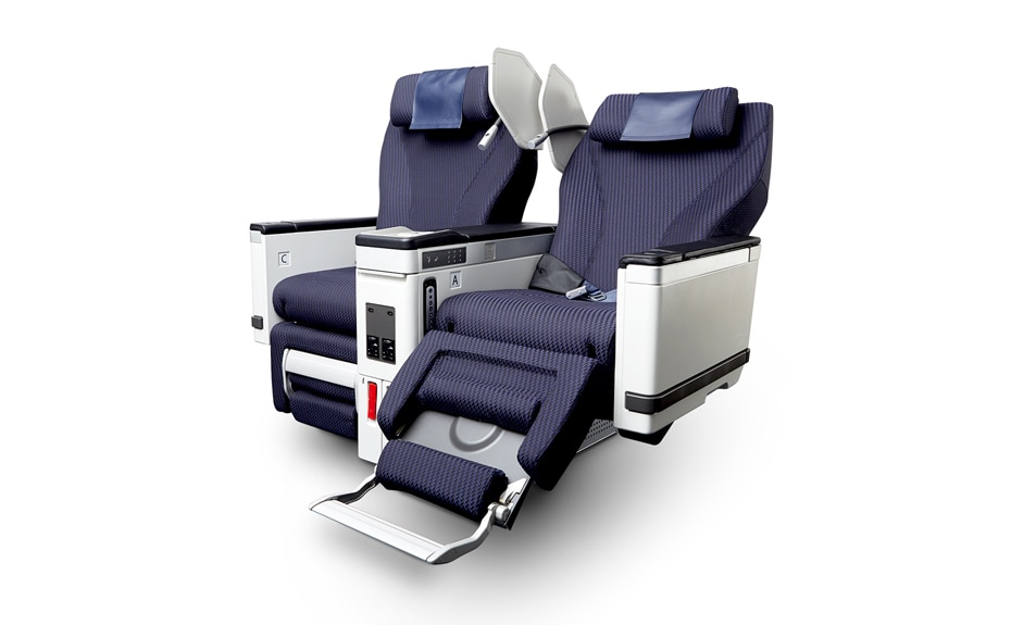 Image of Business Class seats