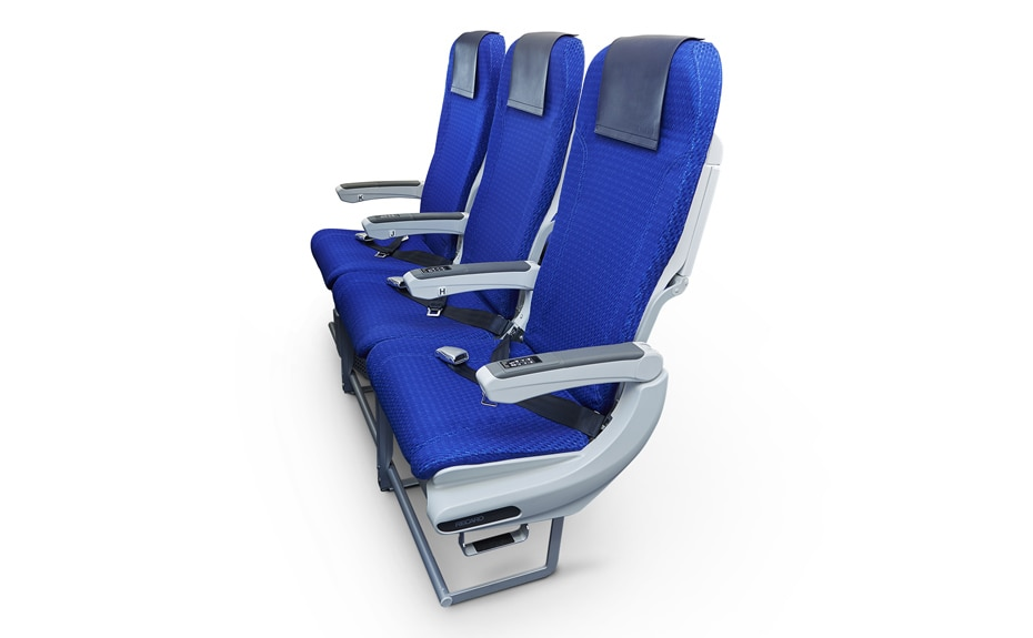 Economy Class Seat for Domestic Flights