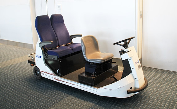 Image of electric cart