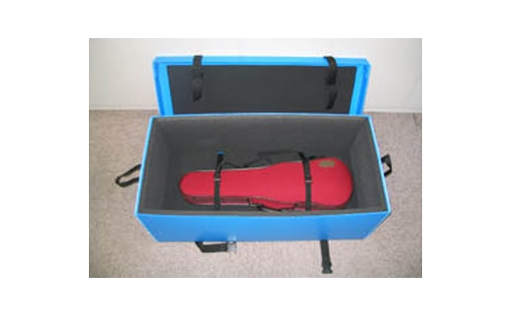 Guitar/Small instrument cases