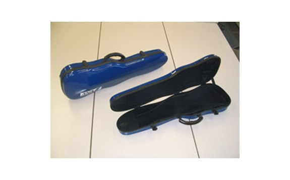 Violin cases for carry-on