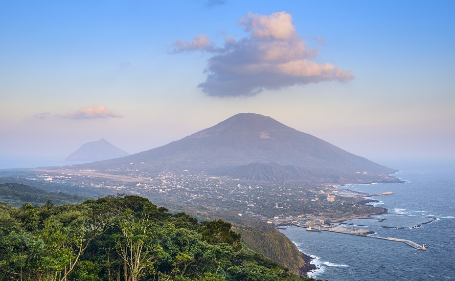 Izu Islands picture