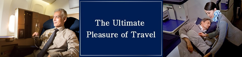 Image of The Ultimate Pleasure of Travel