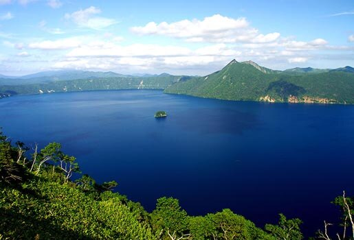 (Photo)Mashuko (Lake Mashu)