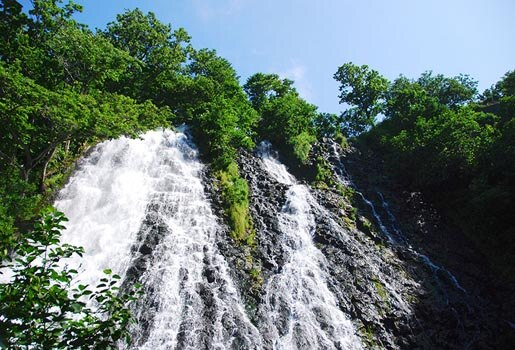 (Photo)Oshinkoshin Waterfall