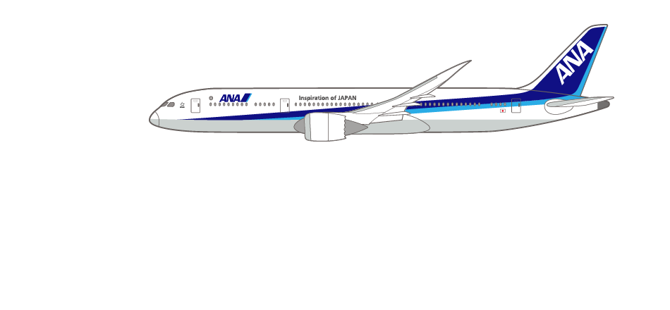最新鋭機 ボーイング787-9 TAKE OFF!│ANA SKY WEB: https://www.ana.co.jp/promotion/b787_9
