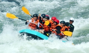 Kumagawa River Whitewater Rafting Adventure from Hitoyoshi