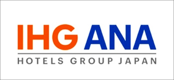 logo of IHG ANA Hotels Group Japan