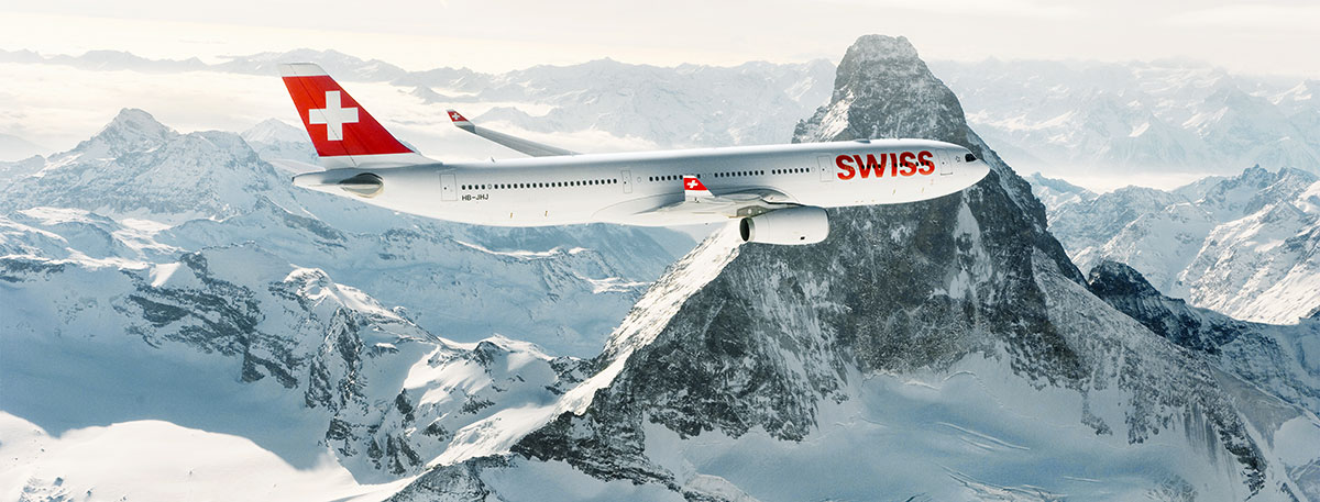 aircraft of swiss