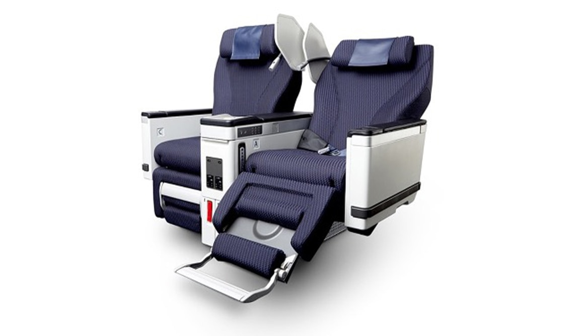 A320-200neo Business Class seat